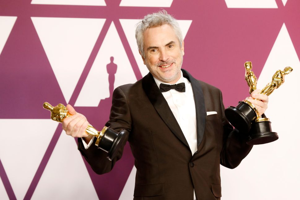 In a Major Victory, Apple Strikes Overall TV Deal With Director Alfonso Cuarón