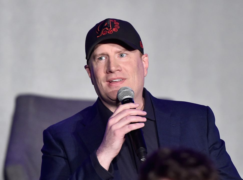 Marvel Studios Head Kevin Feige Given More Power in Shakeup