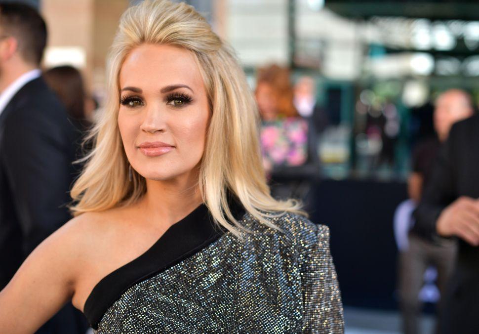 Carrie Underwood Toured a Lavish $12 Million Gramercy Townhouse