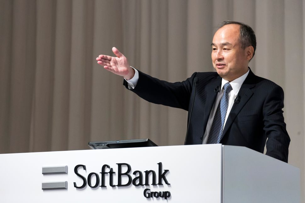 What's Next for SoftBank's $100B Vision Fund 2? More Investments in Consumer Tech.