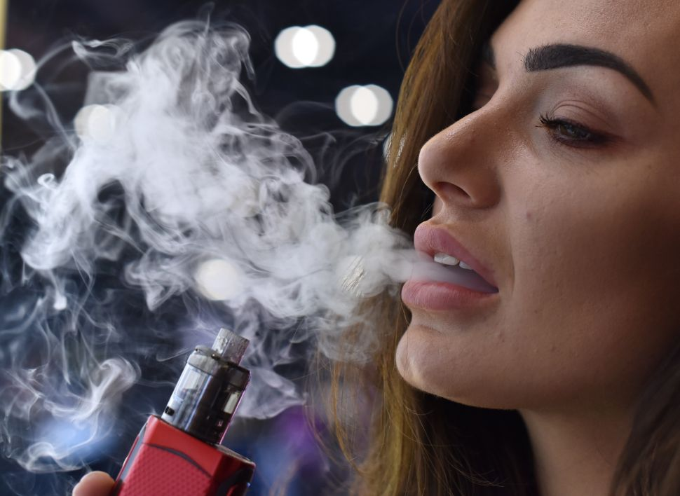 How Public Health Researchers Are Making the Great Vape Crisis Worse