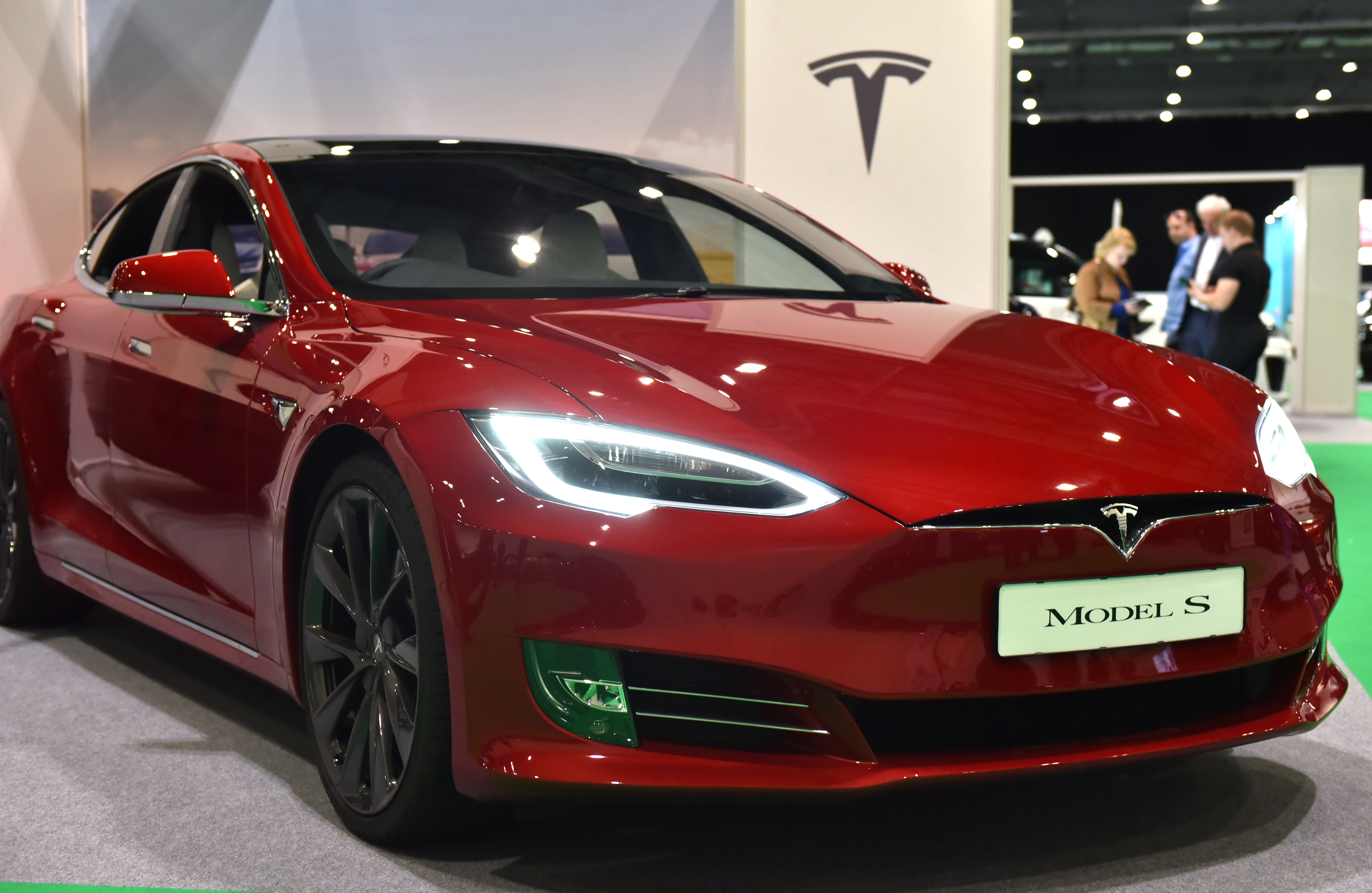 Tesla Study The Best Worst Colors Of Model S Model X Cars To Own Observer