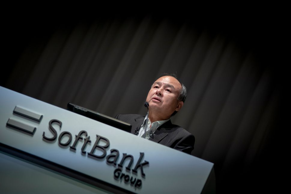 SoftBank's CEO Masayoshi Son Is 'Embarrassed' About WeWork and Uber Investments