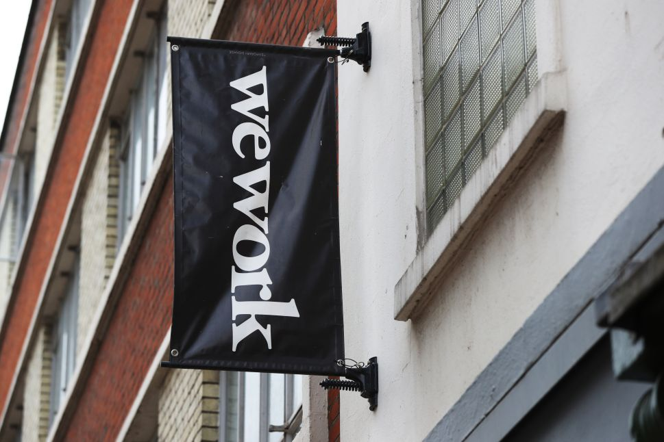 WeWork Asks SoftBank for More Funding Amid Bankruptcy Concerns