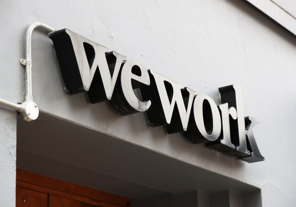 Here Is How Much Money SoftBank Has Spent on WeWork to Date