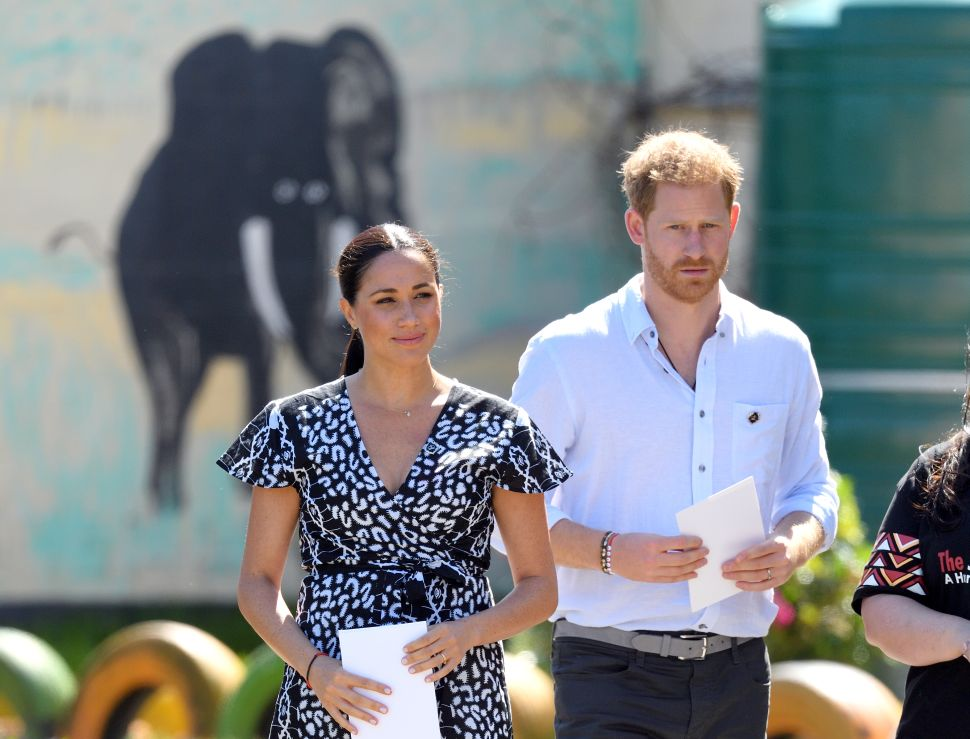 Prince Harry and Meghan Markle Won an Apology Over Frogmore Parking Ban Claims
