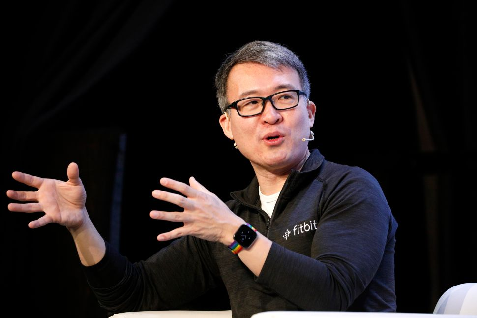 CEO James Park Discusses the Future of Fitbit as a Health Company