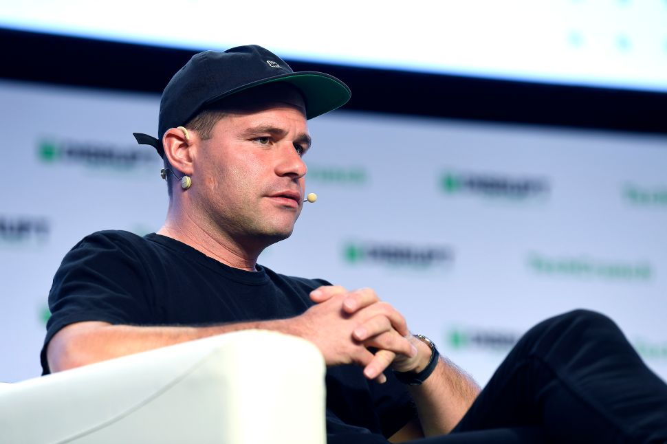 Postmates CEO Bastian Lehmann Hints at Company's Future IPO