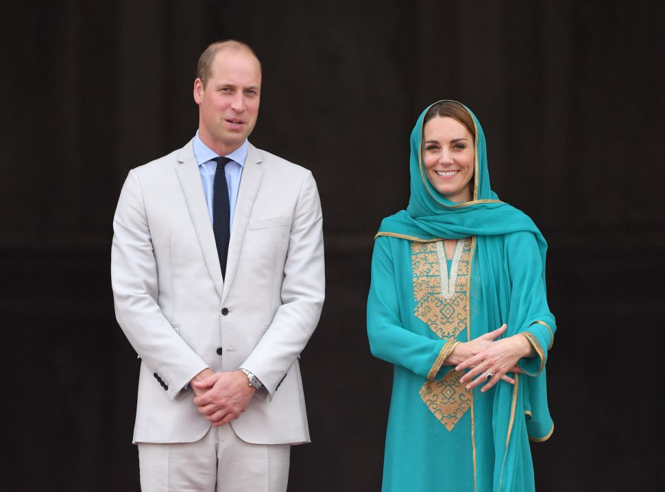 Prince William and Kate's Lahore Visit Included Cricket, a Surprise Party and a Tribute to Princess Diana