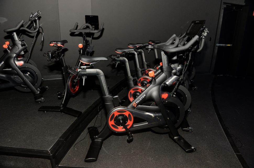 Peloton Sues Competitor Echelon for Attempting to 'Free Ride' Off Its Bike