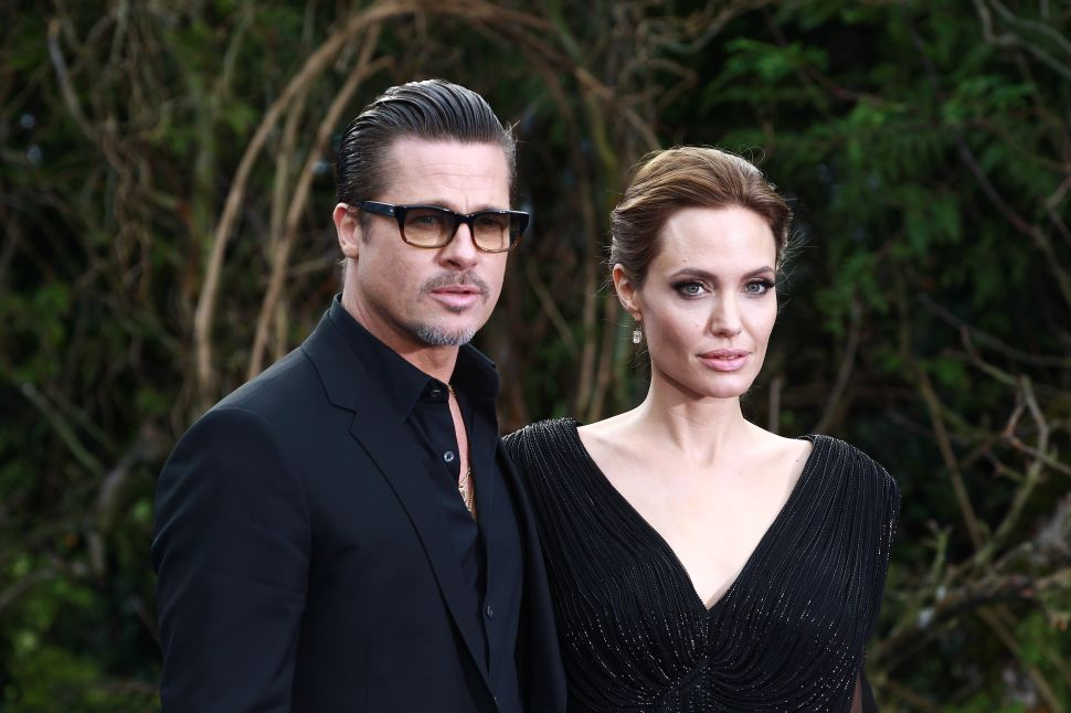 Brad Pitt and Angelina Jolie Can't Decide Who Gets Chateau Miraval in Their Divorce