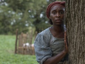 Cynthia Erivo in Harriet.