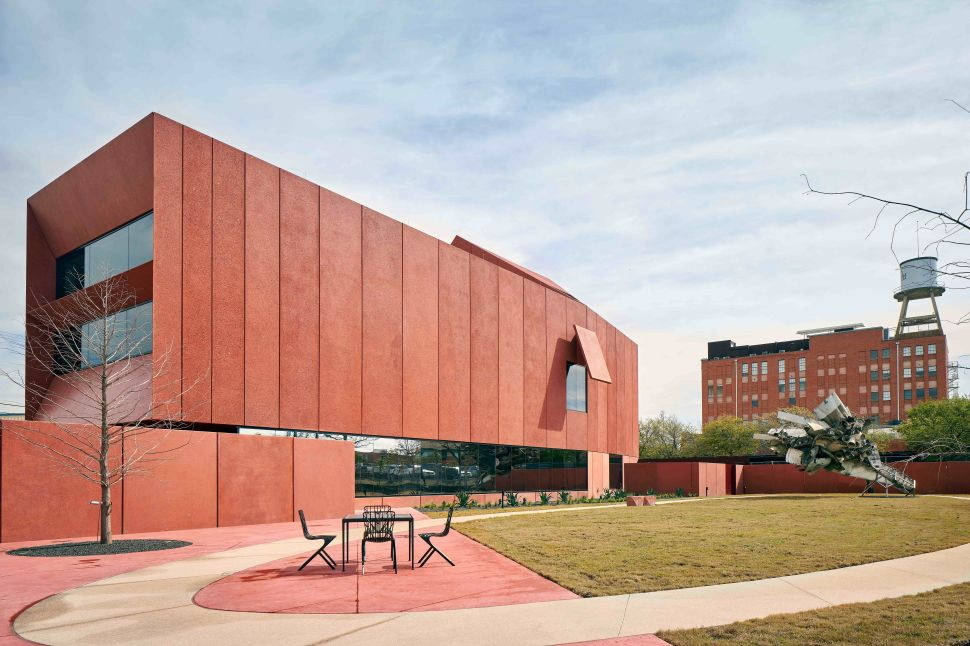 Ruby City Is a New Museum Designed by David Adjaye, Built by San Antonio Generosity