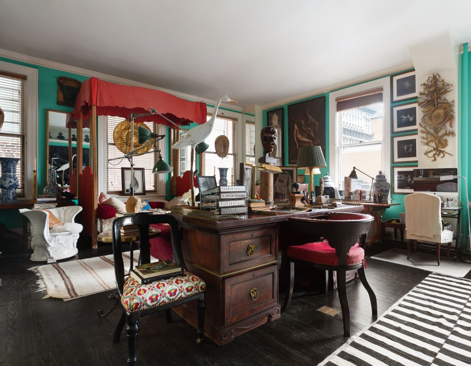 Flatiron Apartment Belonging to Picasso Historian and Collector John Richardson Asks $7.2M