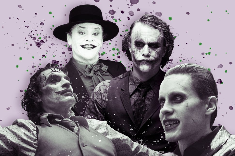 From Jack to Joaquin, a Look at the Different Psychologies of Each Joker