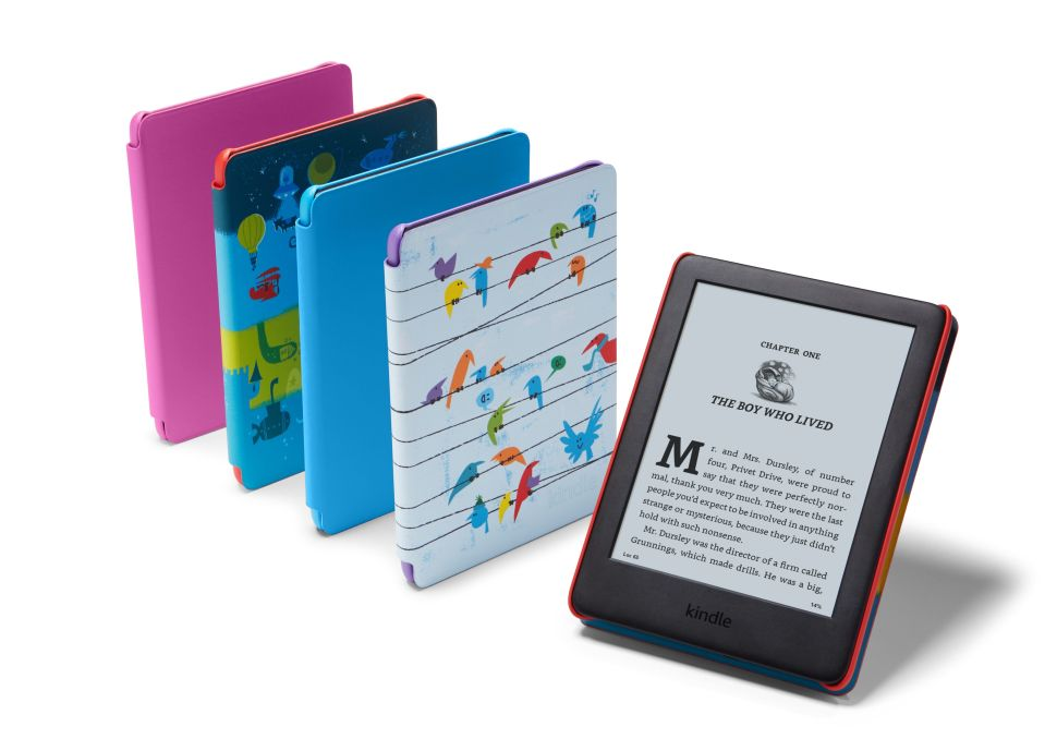 Is Amazon's Kindle Kids Edition a Good Alternative to Social Media 'Screen Time'?