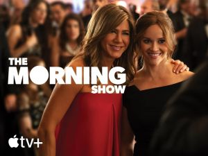 The Morning Show Review Jennifer Aniston Reese Witherspoon Apple TV+