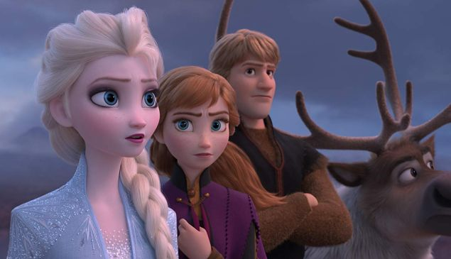 Disney Box Office Frozen II tracking projection opening weekend