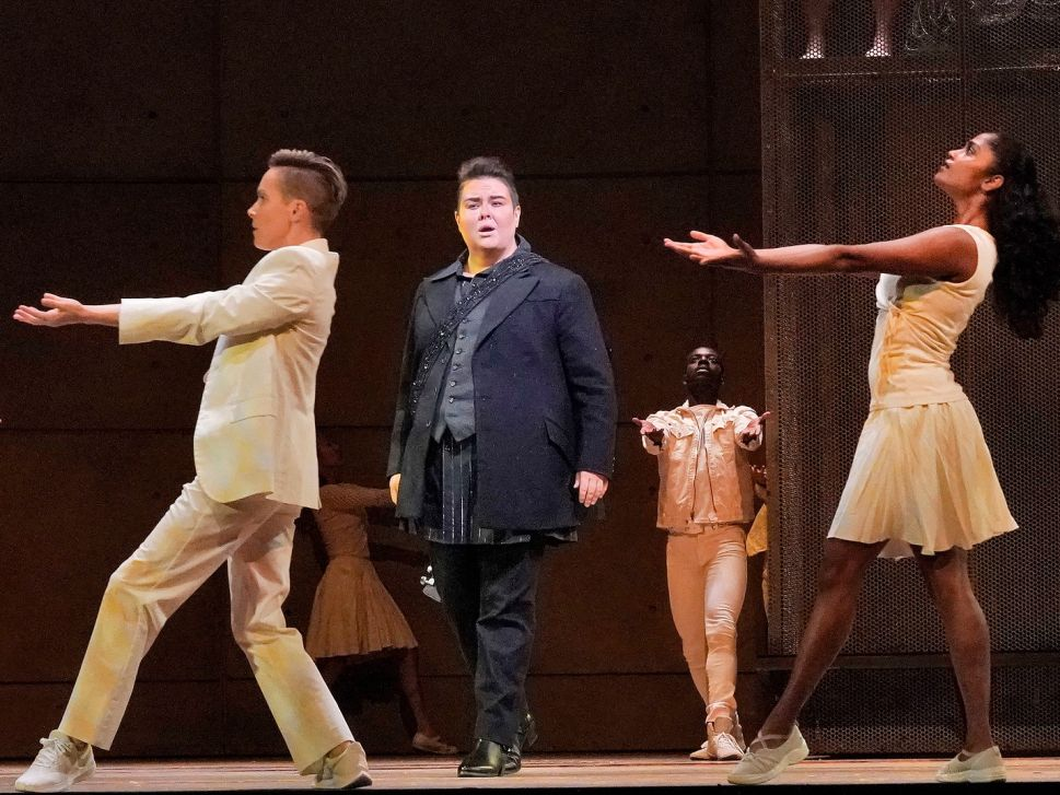 Star Singers Carry Uneven Revivals of 'Orfeo ed Euridice' and 'Madama Butterfly'