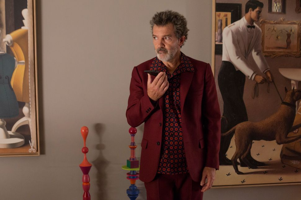 Hurt So Good: Antonio Banderas on Suffering for Pedro Almodóvar's 'Pain and Glory'