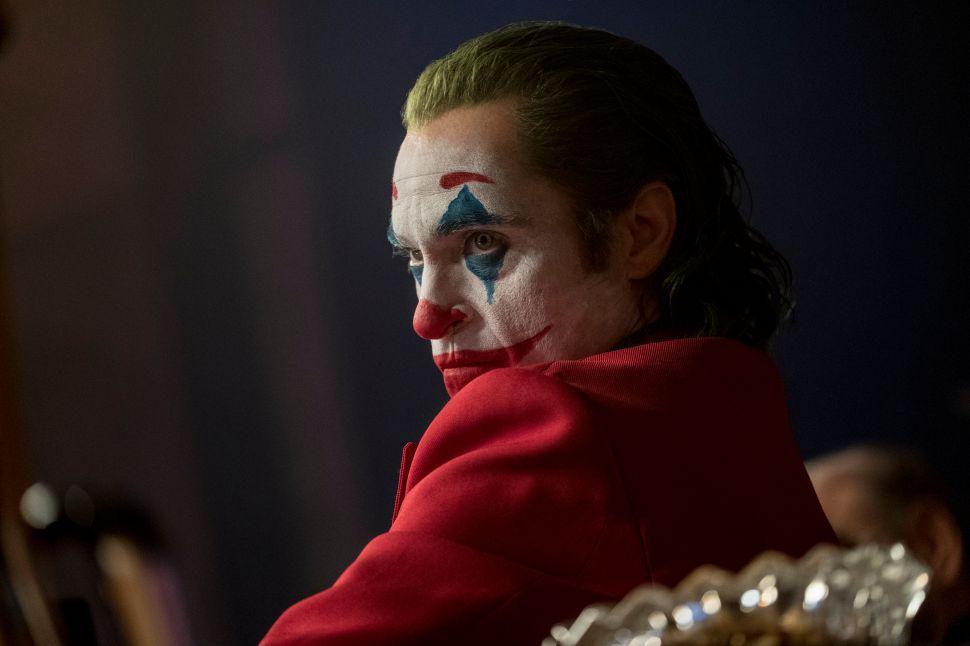 Brilliant and Unforgettable, 'Joker' Borders on Genius