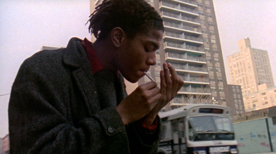 Basquiat's Days as a Struggling Artist Are Revealed in a Movie Featuring His Celebrity Friends