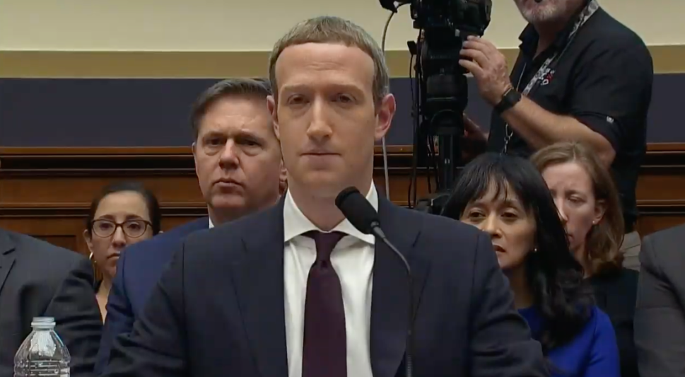 Zuckerberg to Congress: Facebook Isn't a Monopoly, Cares About Disinformation