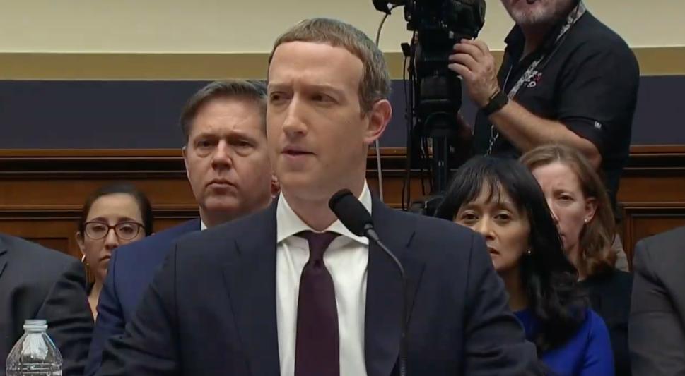 How an Eloquent Congressman Stunned Mark Zuckerberg Speechless During Libra Hearing