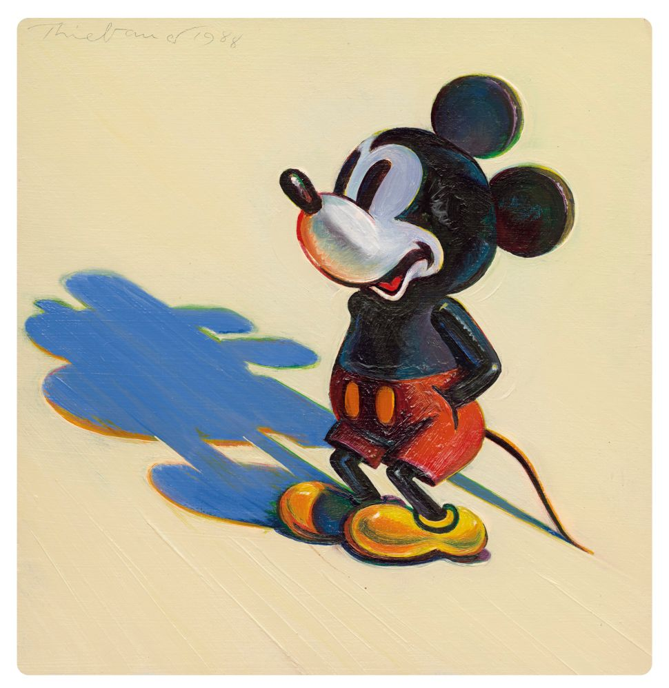 Collection of Diane Disney Miller, Daughter of Walt Disney, to be Auctioned Off by Christie's
