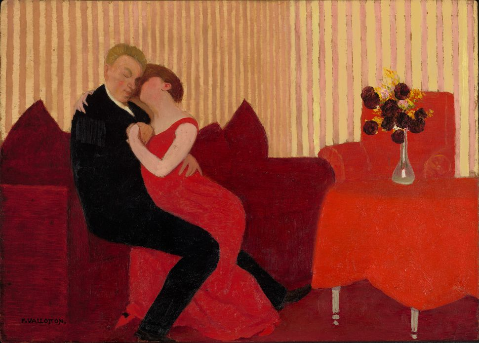 Félix Vallotton Painted the Hidden Lives of the Bourgeoisie