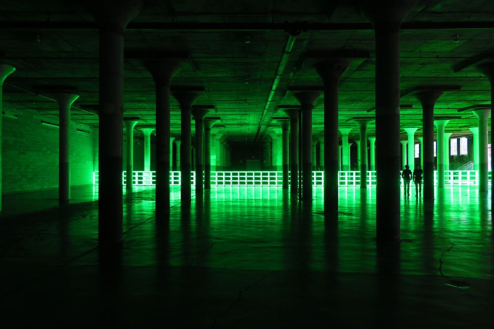 An Electronic Music Installation by Carl Craig is Coming to Dia:Beacon Next March