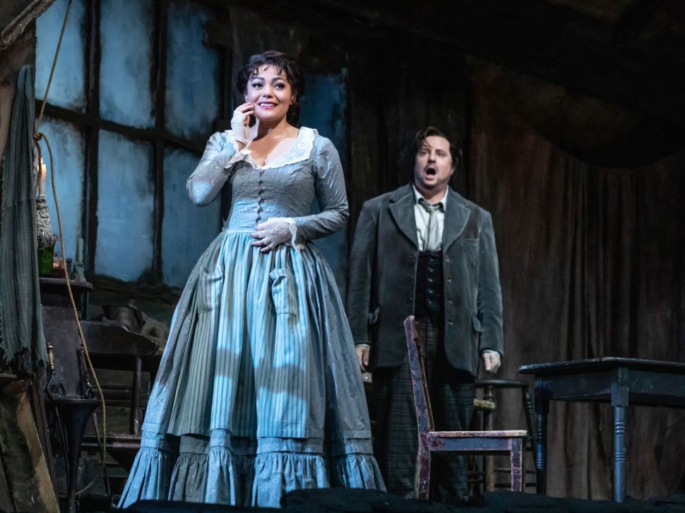 A Bougie 'Bohème' Returns to the Met
