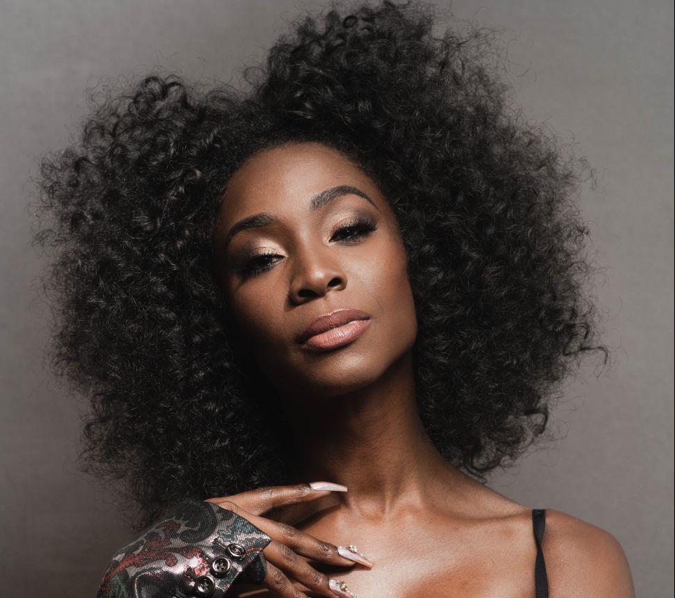 Angelica Ross Has Had a Phenomenal Year—And She's Using It to Open Doors to Others