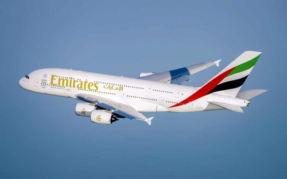 Emirates' Black Friday Fare Sale Has Arrived