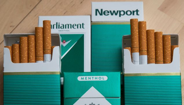 Never mind that there's zero evidence that menthol cigarettes are uniquely bad for smokers' health.