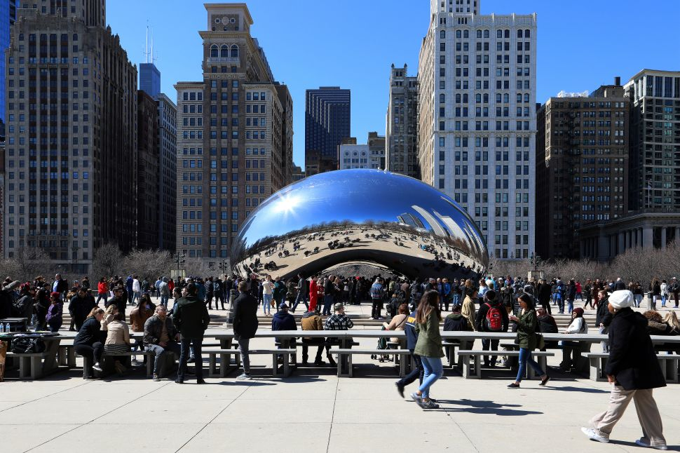 New York Gets Its Own Version of Anish Kapoor's 'Bean'—But With a Difference