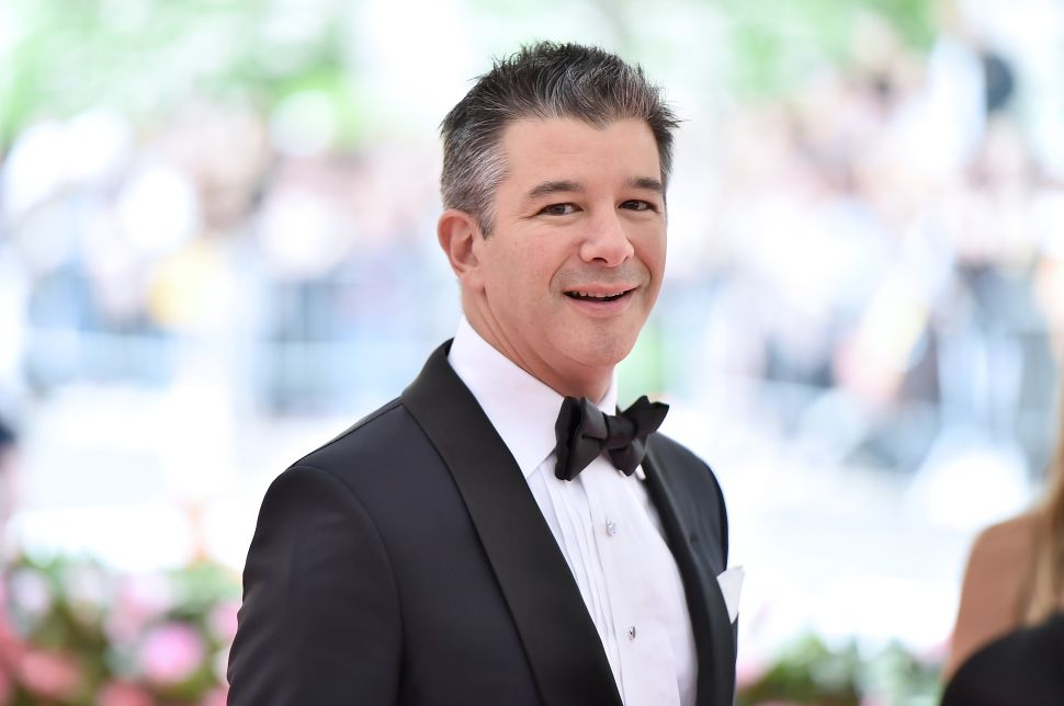 Inside Former Uber CEO Travis Kalanick's Virtual Kitchen Startup