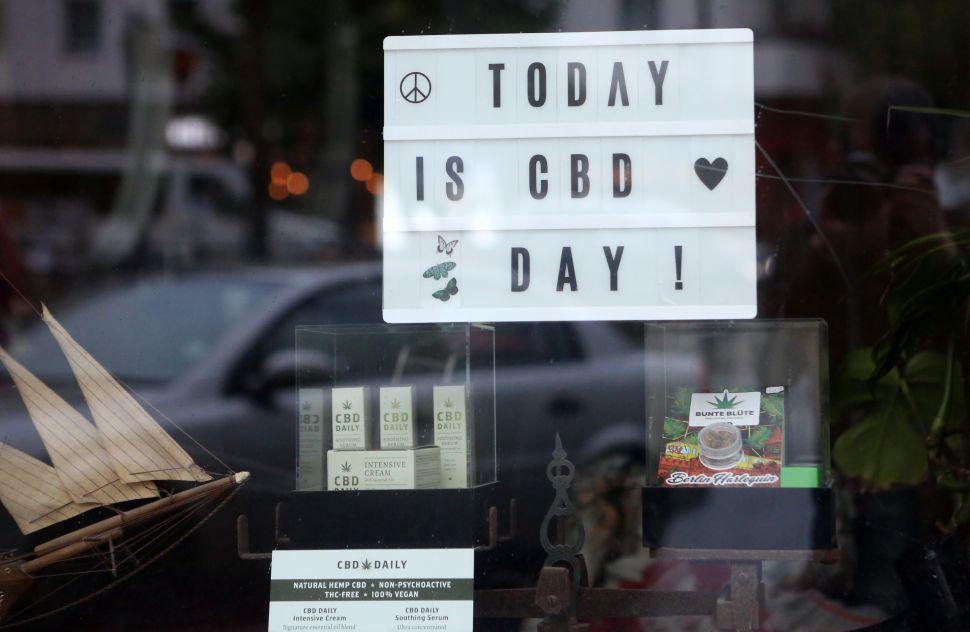 It's Time to Regulate CBD in New York