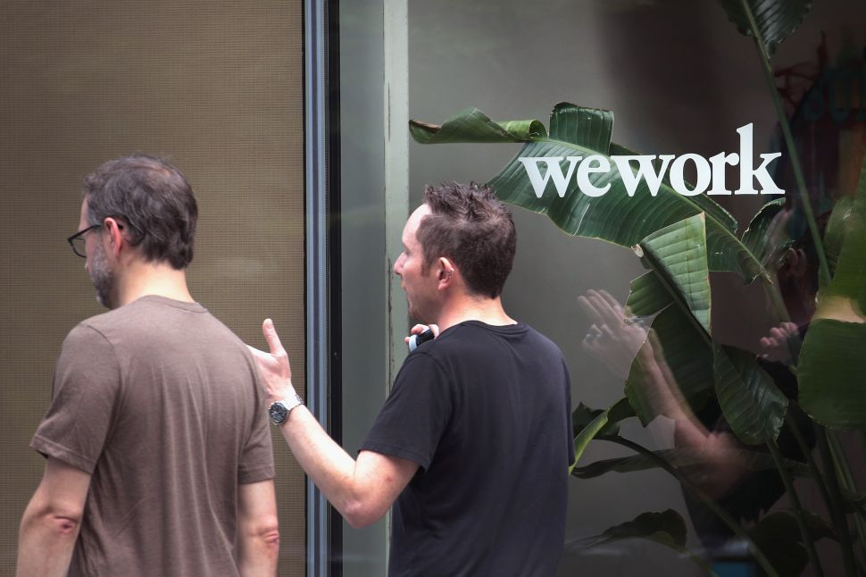 WeWork's Latest Major Hurdle Comes Just in Time to Ruin the Holidays