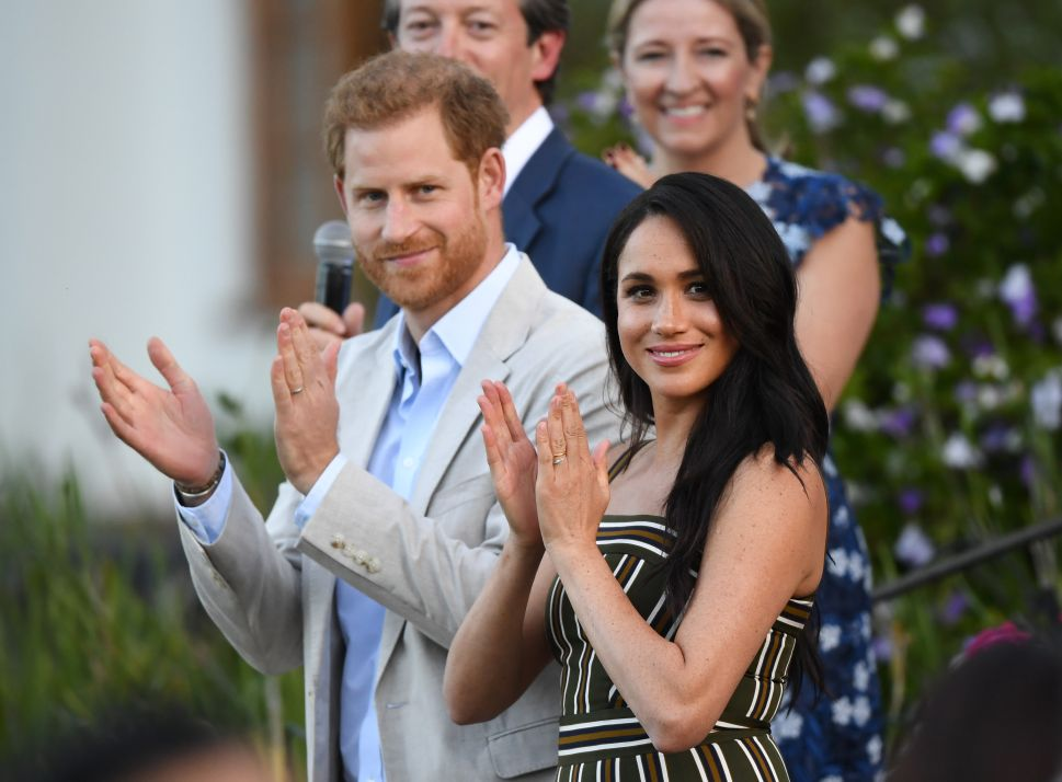 Prince Harry and Meghan Are Keeping Their Holiday Festivities Low-Key This Year