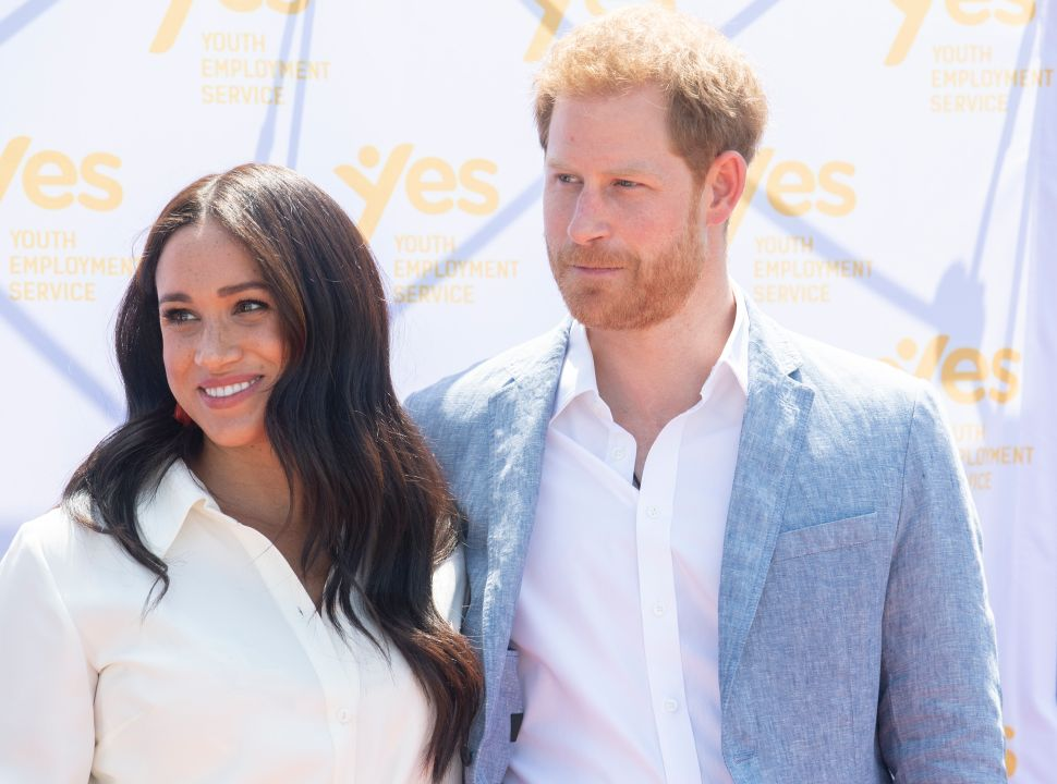 Prince Harry and Meghan Markle Want a Home Base in California