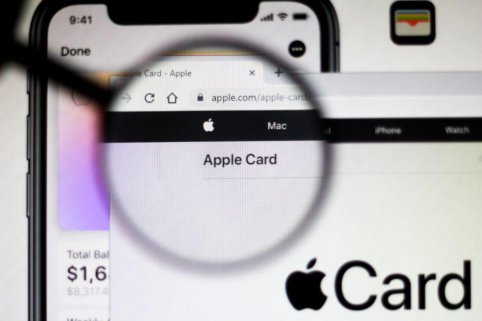 Apple's New Credit Card Is Under Fire for Gender Discrimination