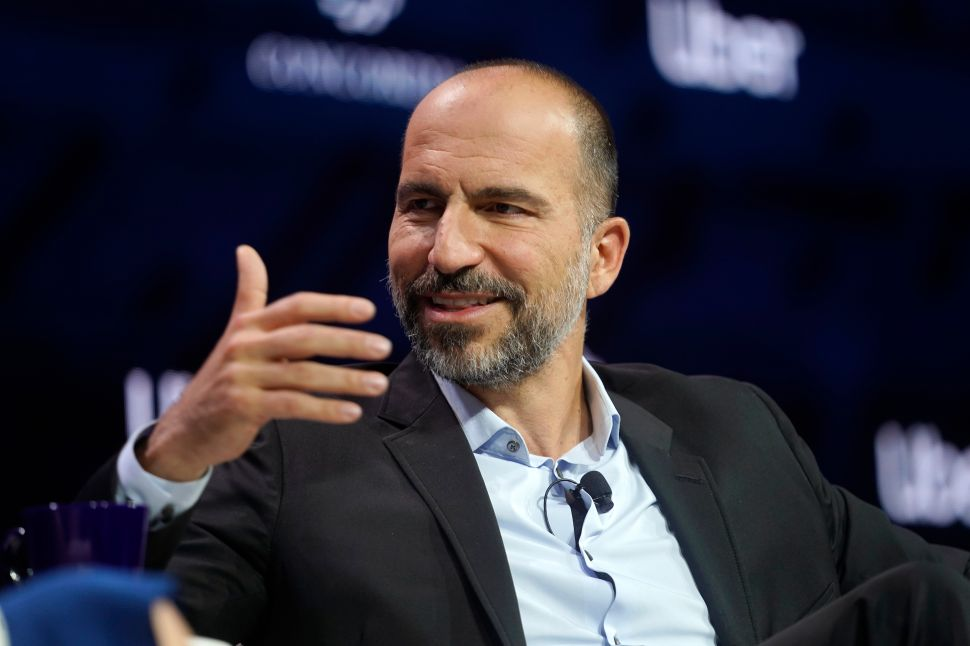 Uber's CEO Really, Really, Really Doesn't Like WeWork Comparisons