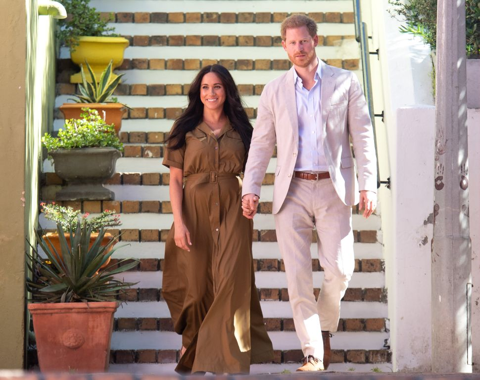 Are Prince Harry and Meghan Spending Christmas in Los Angeles Instead of at Sandringham?