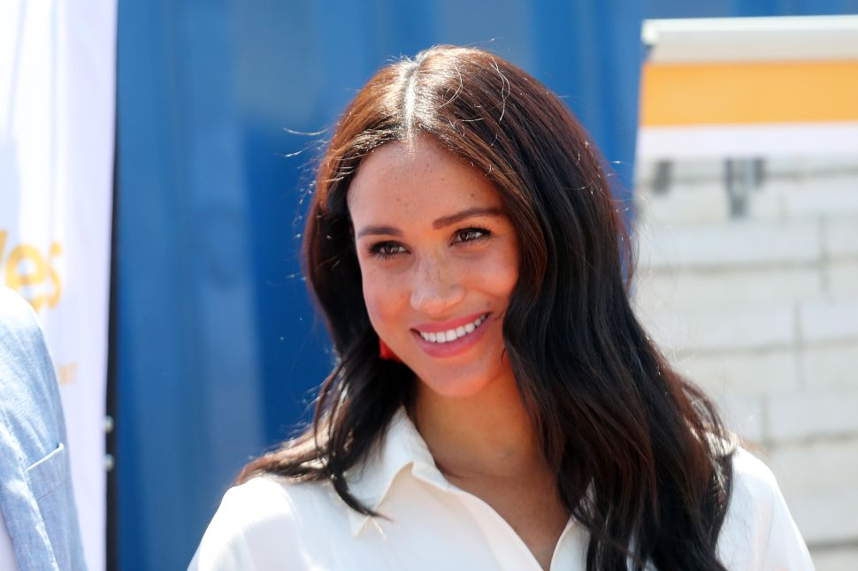 Meghan Markle Might Not Fly to Los Angeles for Thanksgiving