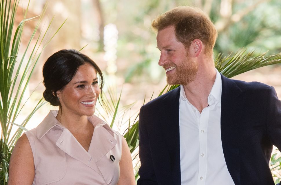 Prince Harry and Meghan's Six-Week Break From Royal Engagements Begins Next Week
