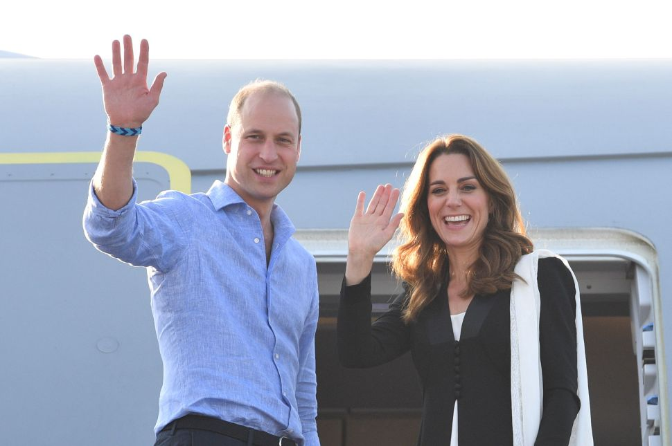 Kate Middleton Isn't Joining Prince William on His Next Royal Tour