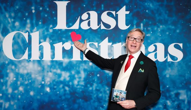 Last Christmas Paul Feig Universal Box Office