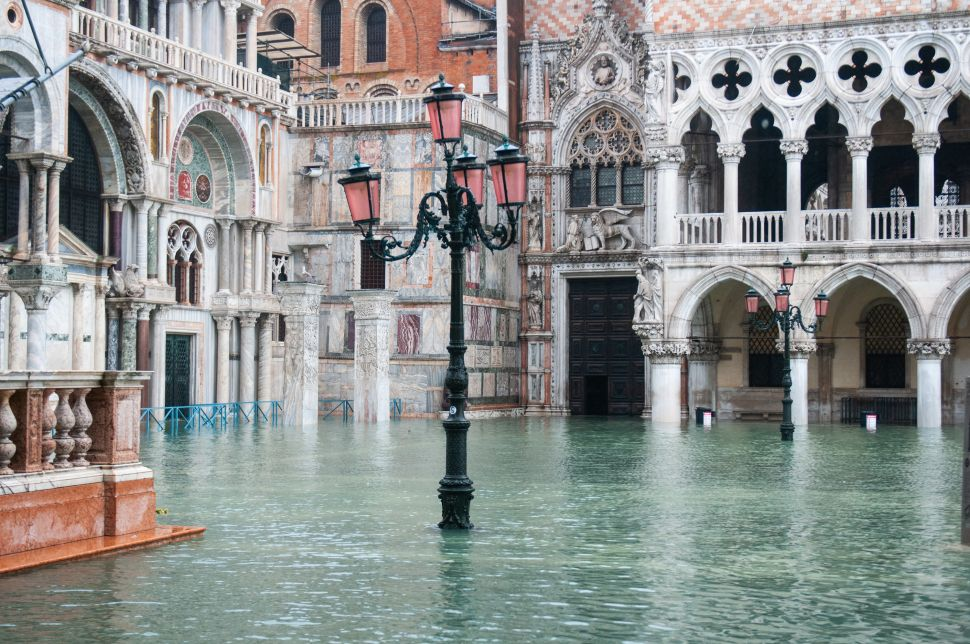 In the Face of Venice Flooding, Is the City Still a Safe Place to Exhibit Art?