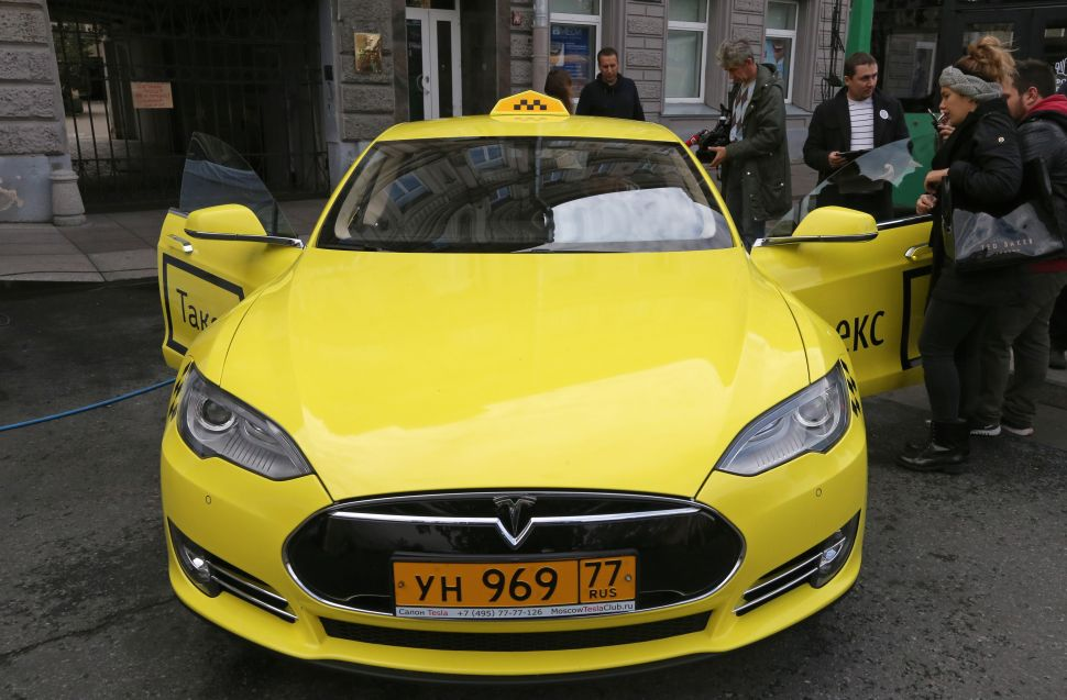 Taxis Go Electric: Tesla Joins Cab Fleets in New York City